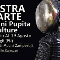 Giovanni Pupita, Sculture - Mostra d'Arte a Palazzo Berardi Mochi-Zamperoli